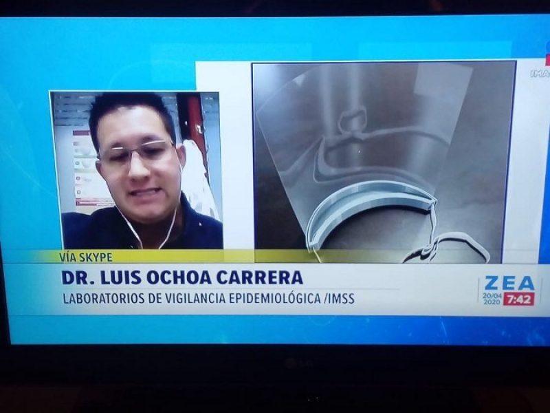 Luis first responder